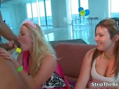 amateur bachelorette blonde blowjob cfnm