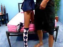 casal asiático