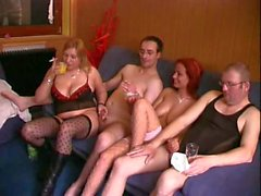 cumshot group sex gangbang fisting pissing