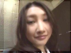 amateur asian big boobs blowjob