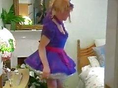 cosplay maid sissy