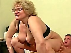 blonde fetish granny hairy hardcore