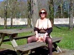 amateur nudité en public milfs voyeur