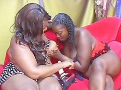 fat black ebony