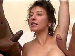 anal cumshots dupla penetração francês