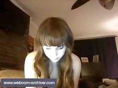 adolescente jovem amador webcam