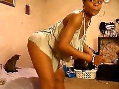 negro y ébano adolescentes upskirts webcams