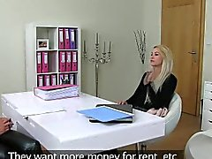 blondine blowjob guss europäisch gesichts
