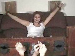 kink tickle-torture tickling-nylon-feet