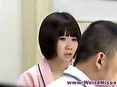 asiatique brunette fétiche japonais