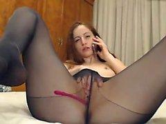 brunette fetish masturbation