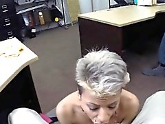 amateur blonde blowjob cuckold