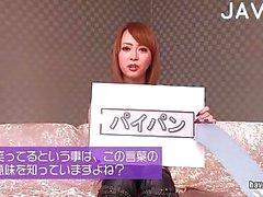 japanse aziatisch behaard het scheren softcore