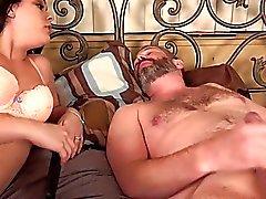 bedroom cuckold kimber woods brunette bull