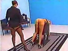femdom lesbiennes spanking