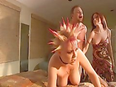 vaginal sex oral sex anal sex redhead