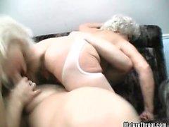 blowjob oma gruppen-sex