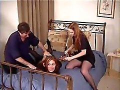 bdsm kink girl-on-girl
