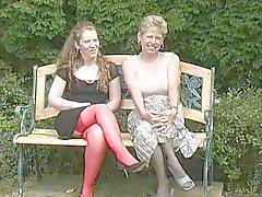 matures stockings upskirts