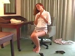 amateur fingering milfs nylon pantyhose