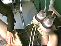 bdsm double penetration domina