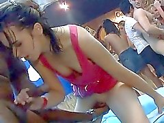 blowjobs action club clubbers drunk party porn group orgy