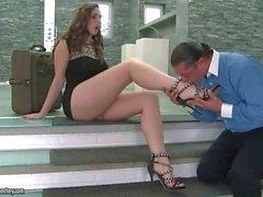 des pieds le sexe vidéo fétichisme des pieds porno fétichiste des pieds
