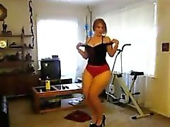ass lingerie softcore solo