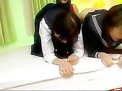 japanese lesbian girl masturbation