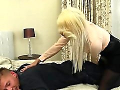 babe blonde blowjob fetish