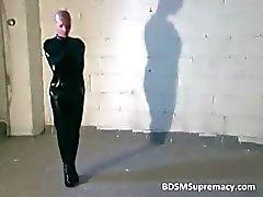 bdsm slavernij fetisch latex