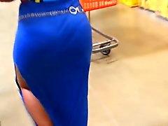 Midget Big Booty Skirt