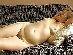 Old granny with dildo   porn film N11409409