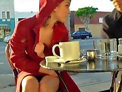 piscando nudez em público upskirts