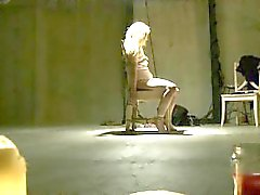 bdsm blonde fetish hardcore