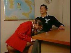 matures nylon threesomes classroom two cocks