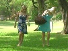yana sande picnic lesbian boobs