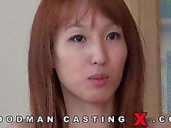 ex girlfriend asian cumshot