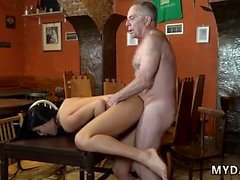 blowjob brunette doggystyle hd