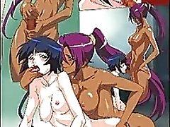 Futa cartone animato sesso